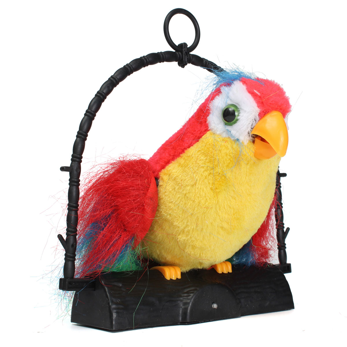 Talking Parrot Repeats What You Say Cute Toys Bird Boxed