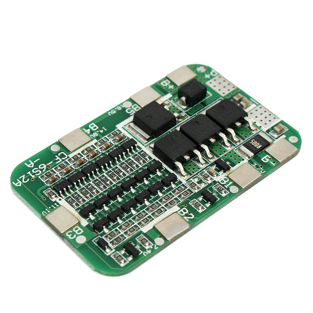 PCB BMS 6S 15A 24V Battery Protection Board For 18650 L