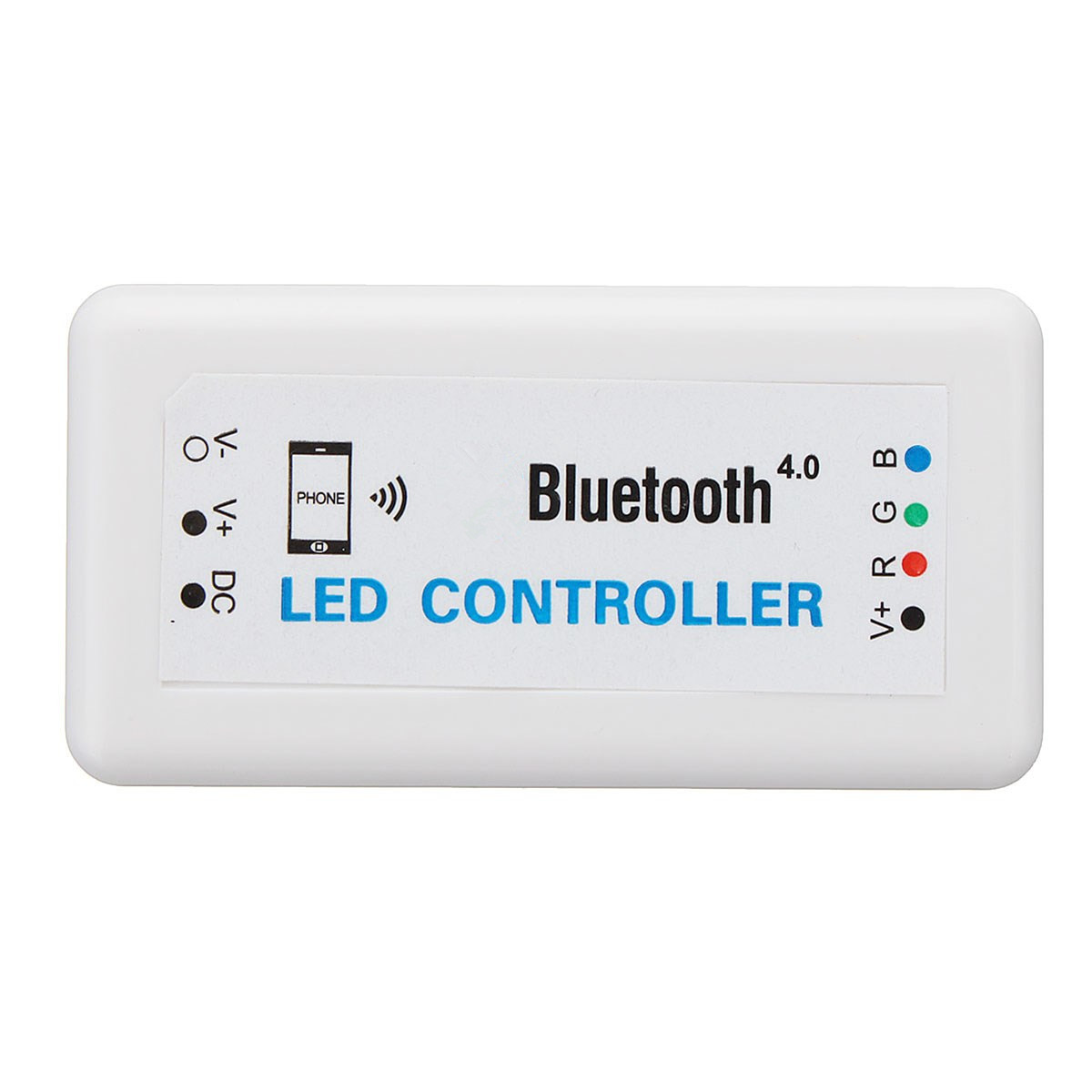 Wireless Bluetooth 4.0 RGB LED Strip Light Remote Contr