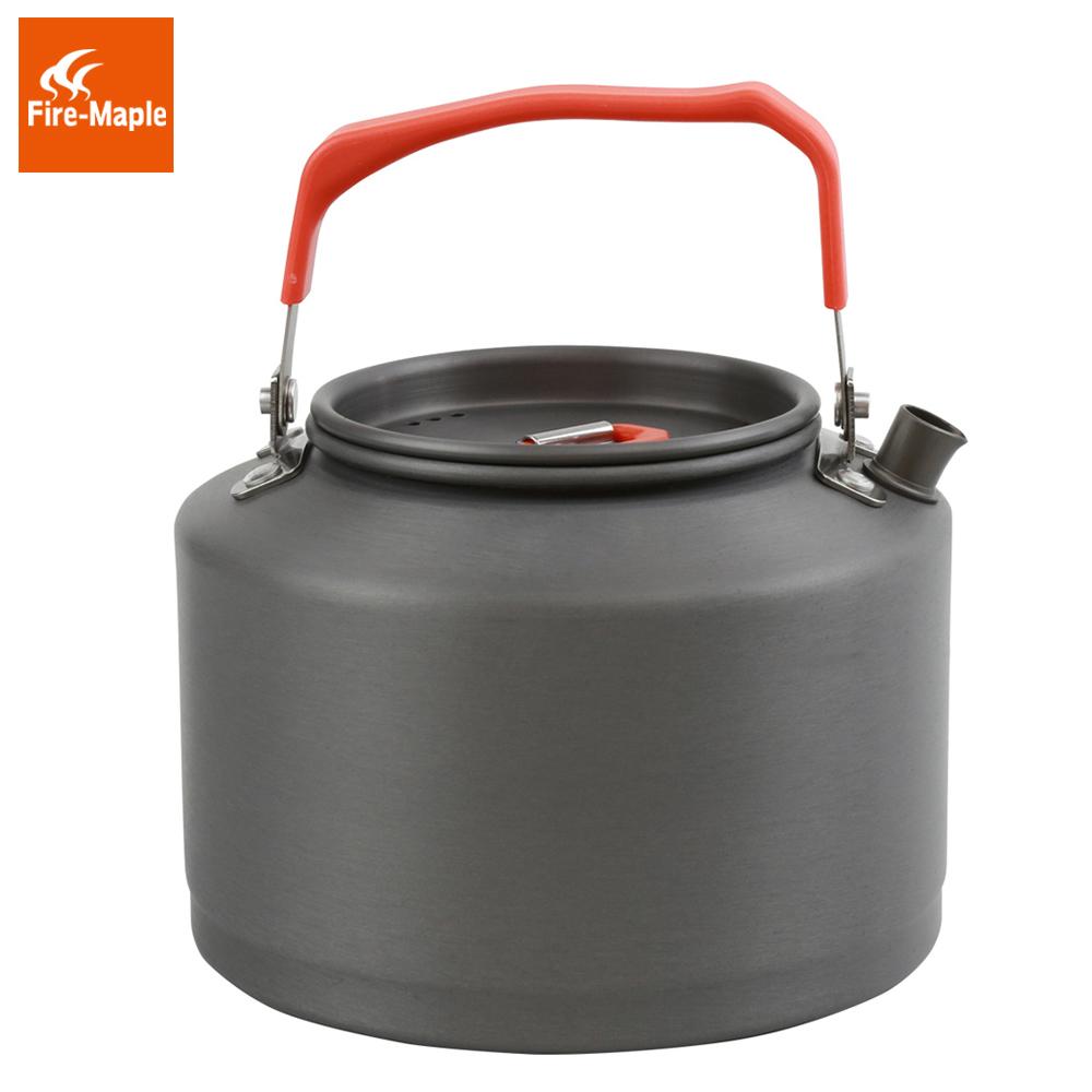 Fire Maple 1.5L Camping Picnic Kettle Coffee Tea Pot Wi