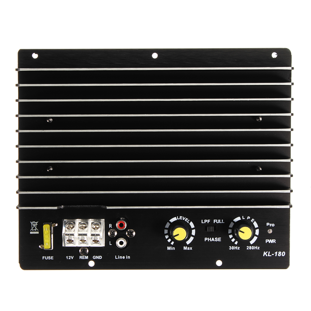 200W 12V HiFi High Subwoofer Amplifier Board Mono Amp P