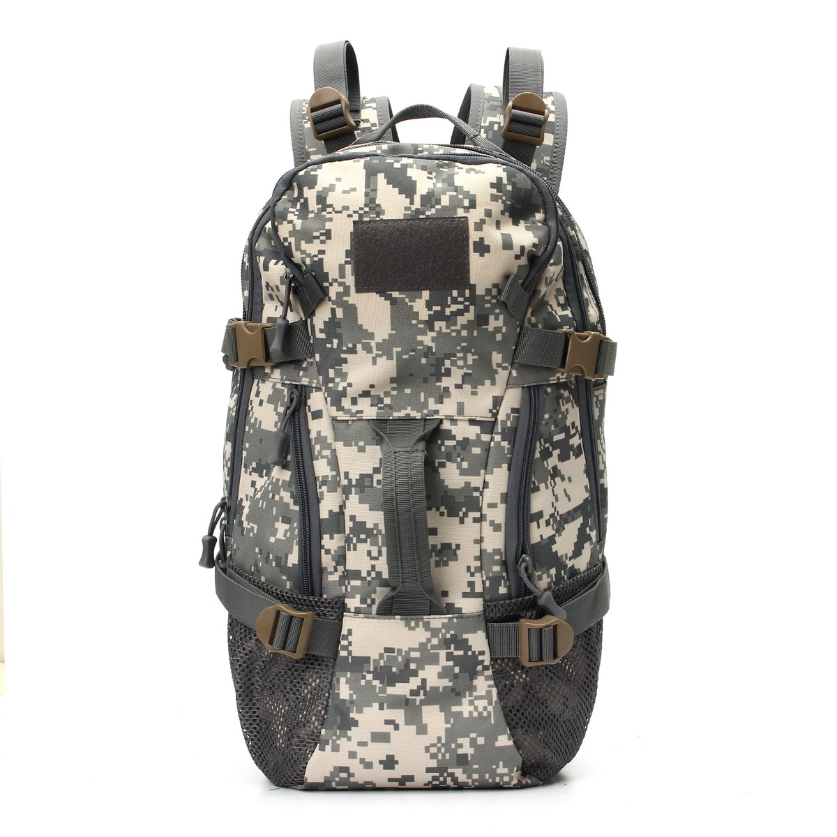 Outdoor Camping Tactical Backpack Mountaineering Camouf