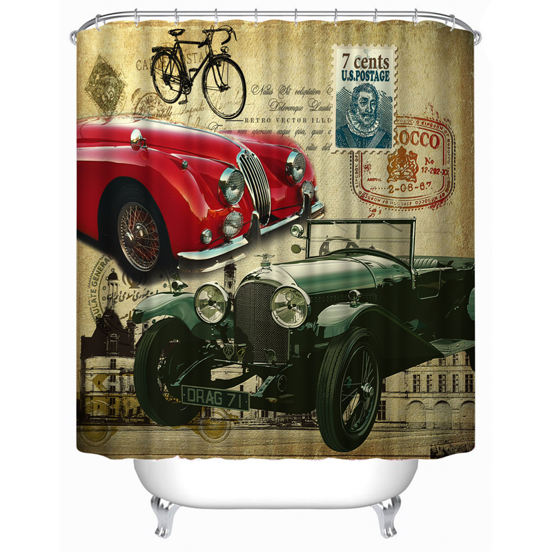 72x72 -Inch Completely Polyester Colormix Car Series Sh