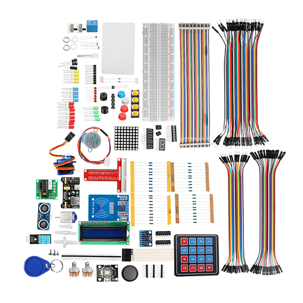 DIY E8 New Ultimate Starter Learning Kit With Python Mo