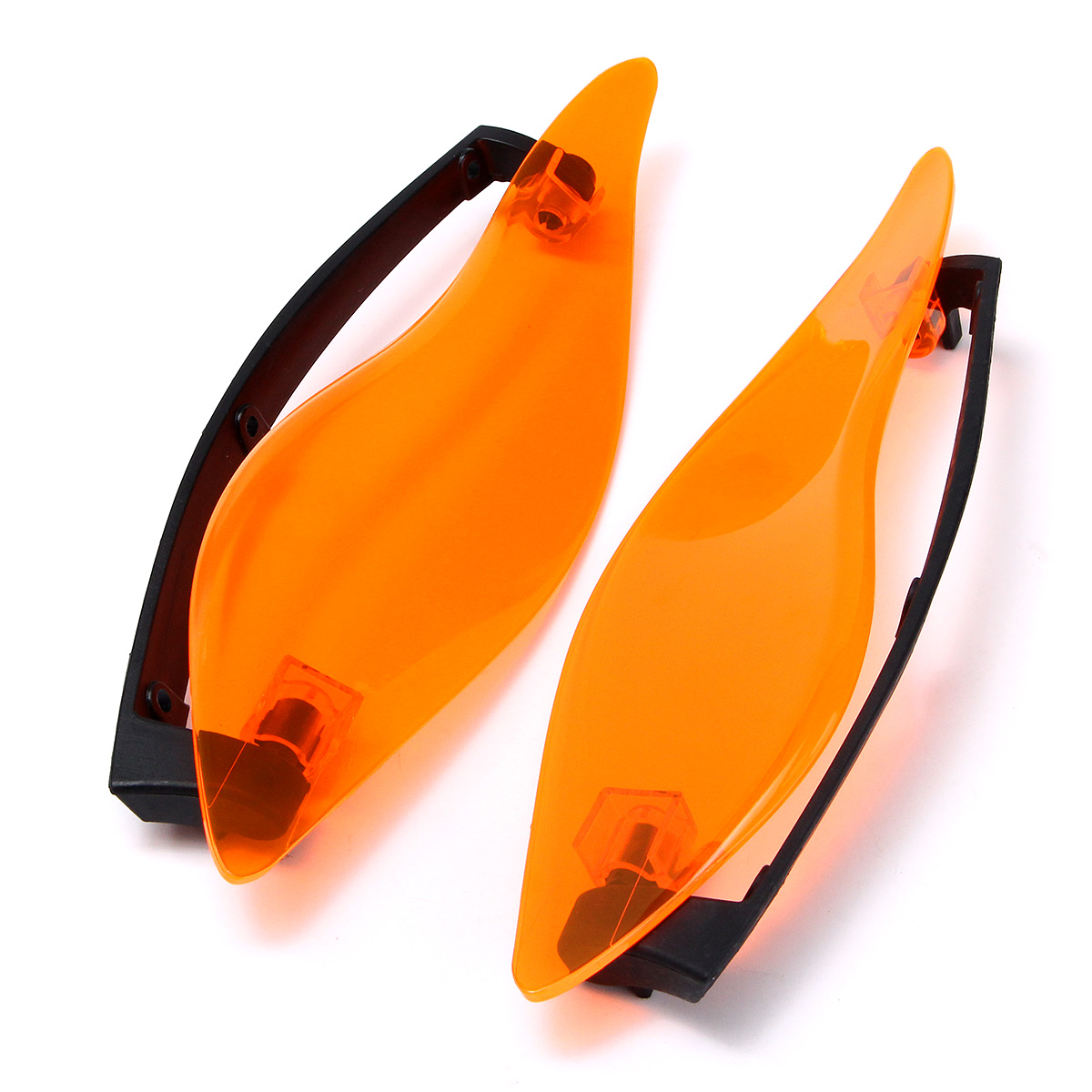 Motorcycle Side Wings Air Deflectors For Harley Touring