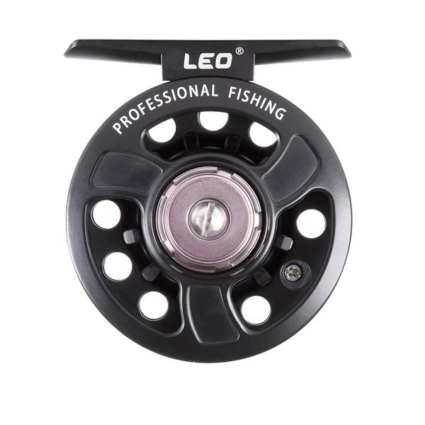 Metal Fly Reel Former Rafting Ice Fly Fishing Wheel In
