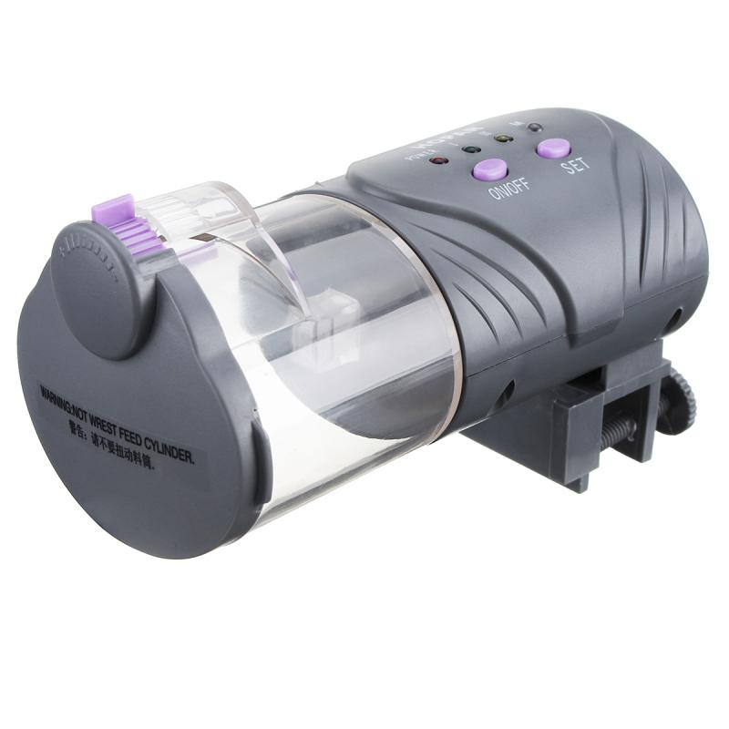 Automatic Fish Feeder Tank Aquarium Intelligent Timing