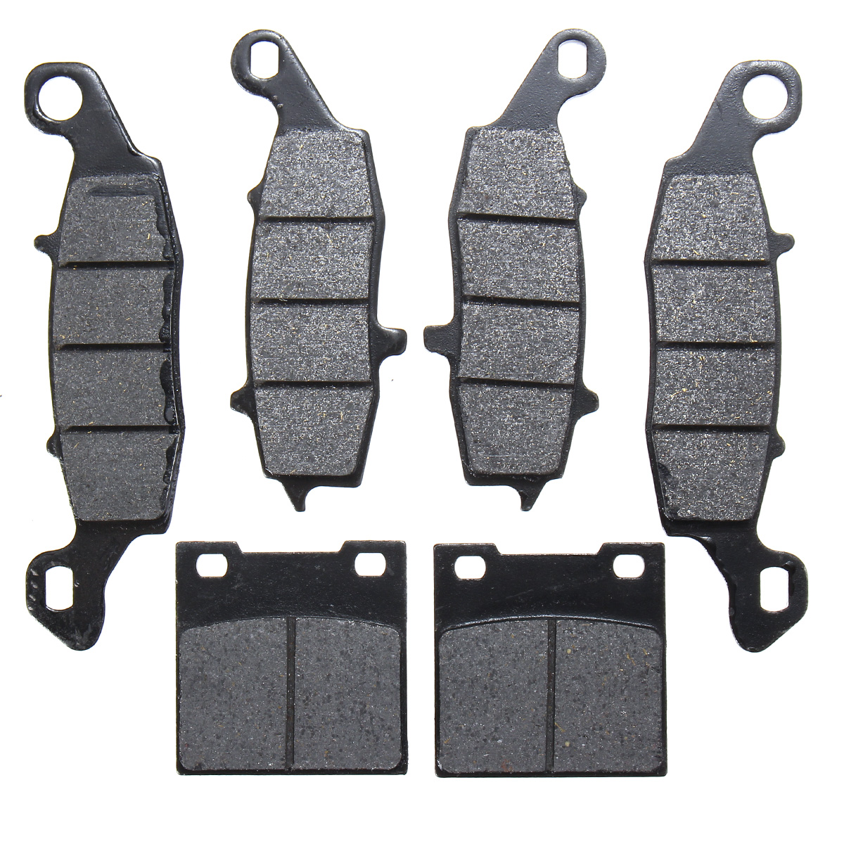 Front+Rear Ceramic Brake Pads For Suzuki GSX750F Katana