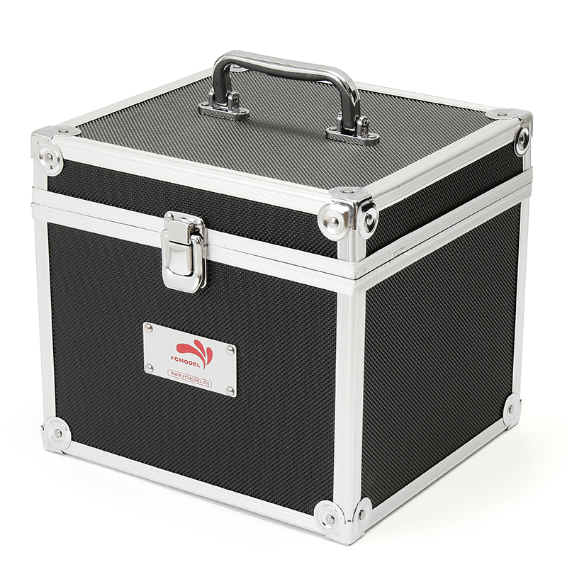 FCMODEL 22*23*21.5cm Tool Portable Box Alloy Case for R