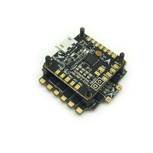 Upgrade 20x20mm XJB V2 PBF3 EVO Flight Control AIO PDB