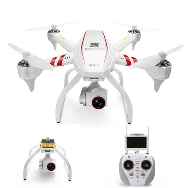 JYU Hornet S HornetS Racing 5.8G FPV With Goggles & Gimbal With 4K HD Camera GPS RC Quadcopter