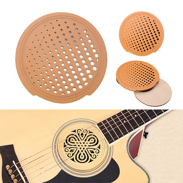 Acoustic Guitar Feedback Buster Hollow Wood Sound Buffe
