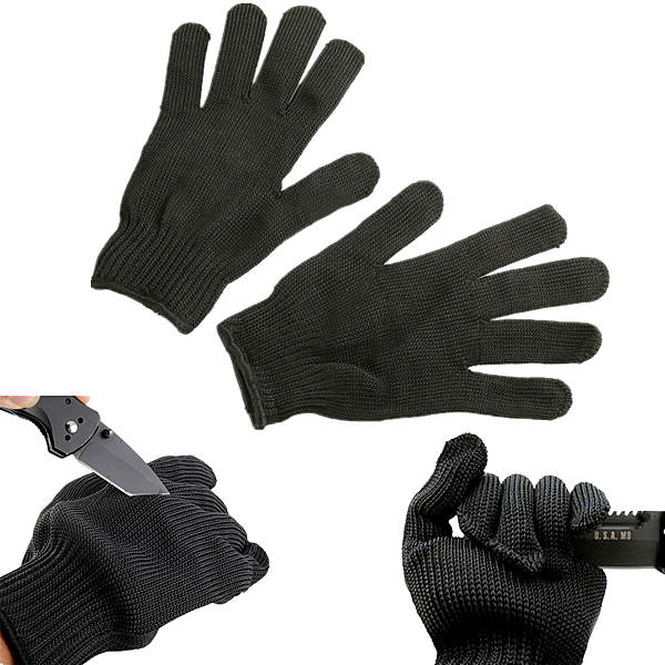 Maxcatch Durable Protective Fishing Glove Tuff-Knit Yar