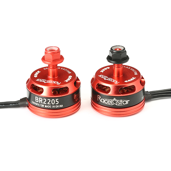 Racerstar Racing Edition 2205 BR2205 2600KV 2-4S Brushless Motor for 220 250 280 RC Drone FPV Racing