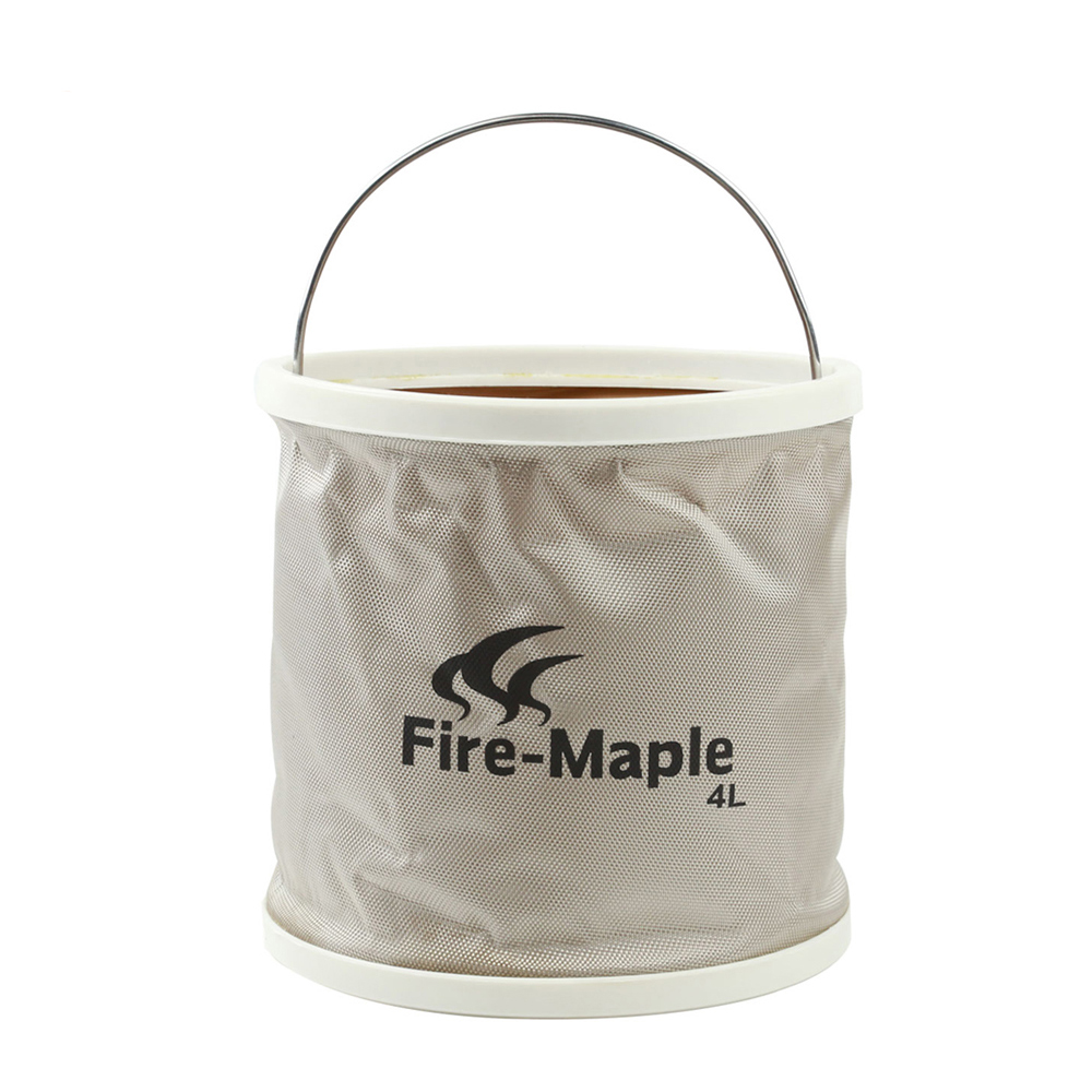 Fire-Maple 4L Folding Bucket Outdoor Portable Camping W