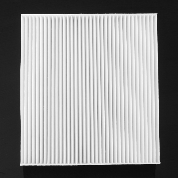 Car Fiber Cabin Air Filter White for Toyota Camry RAV4