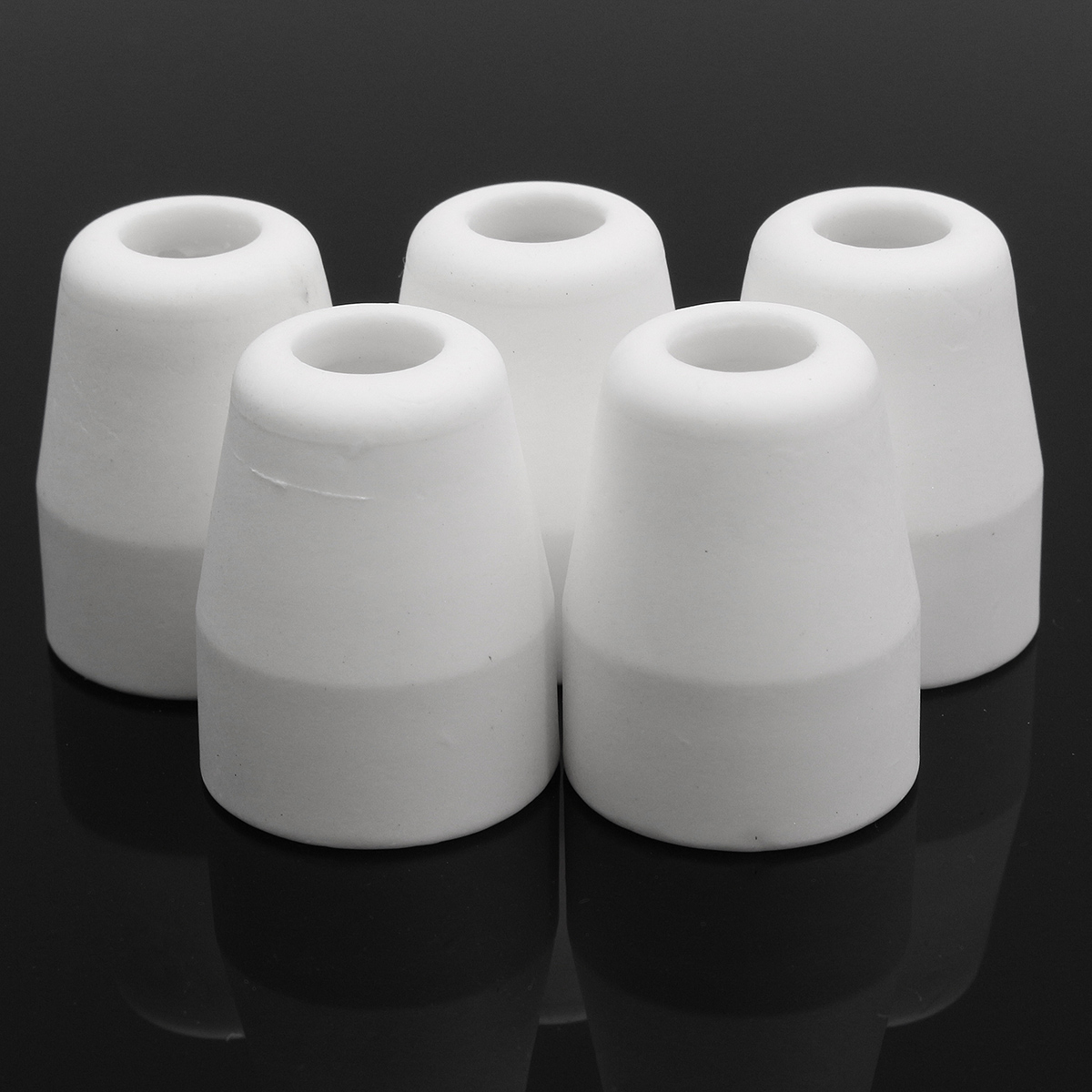 5Pcs Plasma Cutter Consumable Shield Cups for LG-40 PT-