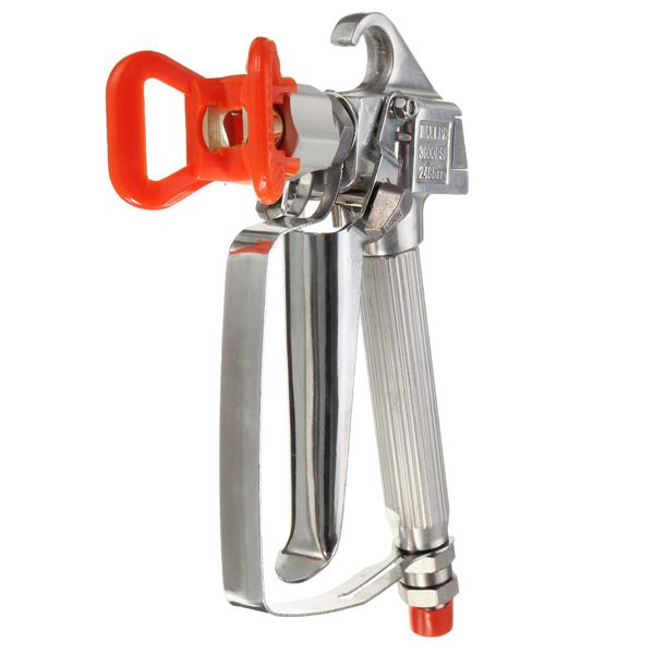 Airless Paint Spray Gun 3600PSI High Pressure 248Bar Gu