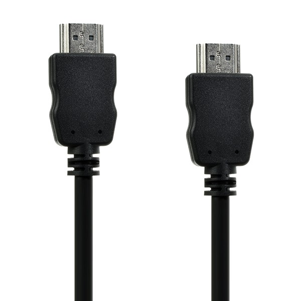 20cm HDMI Cable Gold Plated 28 AWG Cat 2 / CL2 / FT4 HD