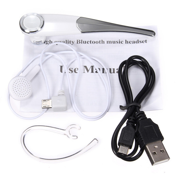 headphones earbuds wireless bluetooth 4 0 hands free earphone headset for iphone 6 6 plus. Black Bedroom Furniture Sets. Home Design Ideas