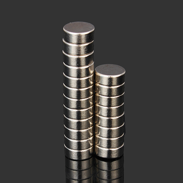 20pcs N52 Super Strong Round Magnets 10mm x 4mm Rare Ea