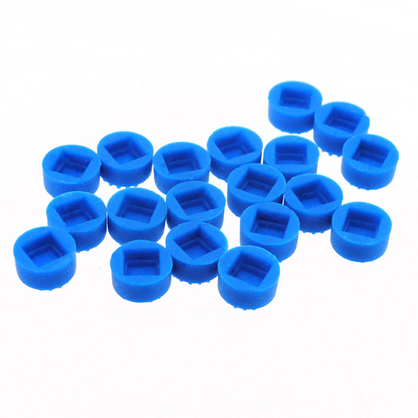 Blue Trackpoint Mouse Cap for Dell HP Toshiba