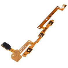 Power Volume Button Mic Flex Cable For Samsung Galaxy T210 T210R
