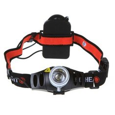 Bike Ultra Bright Q5 LED Zoomable