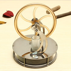 Low Temperature Difference Stirling Engine DIY Toy Gift Decor Collection