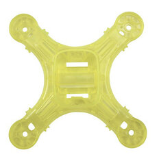 Emax Babyhawk Spare Part Top Frame & Bottom Frame Clear Yellow