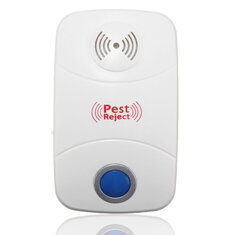 Ultrasonic Electronic Pest Mouse Cockroach Repeller Reject AU Plug
