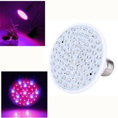 E27 3W/5W/7W LED Grow Light Bulb Plant Lamp for Vegetables Flower Hydroponic Cultivation  AC220V