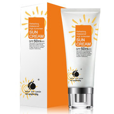 Water Ice Levin Isolation Sun Cream SPF 50 PA++ Refreshing Waterproof High Facial Sunscreen