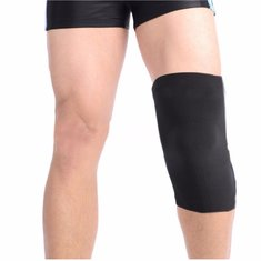 Sports Elastic Knee Leg Support Sleeve Brace Protector Patella Guard Pad