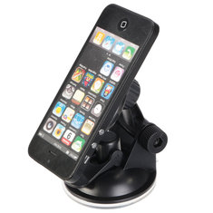 Suction Cup Mount Holder 360 Degree Adjustable Mobile Phone Holder Support Stand For iPhone Samsung