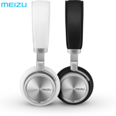 Original MEIZU HD50 Adjustable HIFI Stereo Metal Headphone Headset With Mic