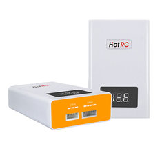 HOTRC A400 40W Battery Balance Charger Discharger for 3-4S Lipo Battery