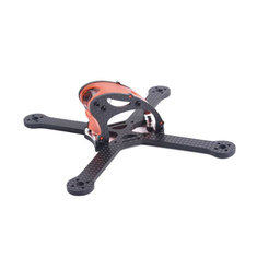 Gofly-RC Falcon CP130PRO 130mm Mini FPV Racing Frame Kit 3mm Carbon Fiber Bottom Plate for RC Drone