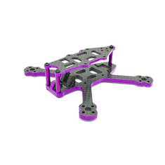SPC 95X 95mm 3K Full Carbon Fiber 3mm Arm Racing Frame Kit