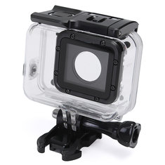 40M Waterproof Protective Housing Case Touch Screen Backdoor Cover For Gopro Hero 5