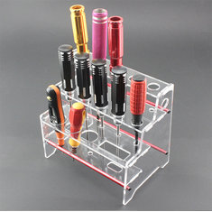 Screw Driver Plexiglass Stand Screwdriver Tool Holder for RC model Tools