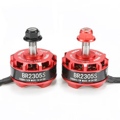 Racerstar Racing Edition 2305 BR2305S 2400KV 2-5S Brushless Motor for 220 250 RC Drone FPV Racing Multi Rotor