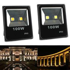100W Waterproof LED Ultra Thin Flood