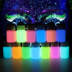 Luminous Powder Pigment Strontium Aluminate Craft Art Paint