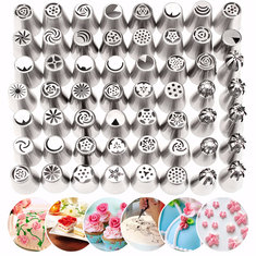 Products for kitchen, 56pc Russian Tulip