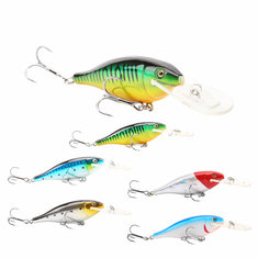 SeaKnight SK011 1PCS Crankbaits Fishing Lure Wobbler 8.5g 70mm 0-1.8M Hard Lure Artificial Baits