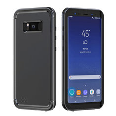 Swimming Waterproof Snowproof Hard PC Case for Samsung Galaxy S8 5.8