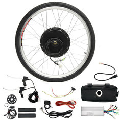 LCD + 48 V1000W 26inch Hight Speed Scooter Electric Bicycle E-bike Hub Motor Conversion kit