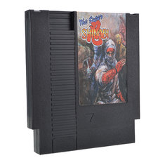 Super Shinobi 72 Pin 8 Bit Game Card Cartridge for NES Nintendo