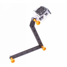 CNC Aluminum Alloy Foldable Self-timer for Gopro 3+/4/5/6 Sports Camera